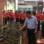 Lớp sơ cấp chính trị huyện Đô Lương năm 2019 tổ chức tham quan tham quan thực tế.