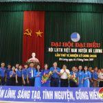 Đô Lương tổ chức đại hội Hội LHTN nhiệm kỳ 2019 – 2024