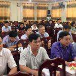 Đảng bộ Huyện ủy: Sơ kết công tác xây dựng Đảng 6 tháng đầu năm
