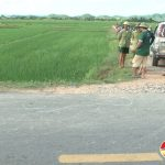 Tai nạn giao thông giữa xe ô tô và xe máy làm 1 phụ nữ mang thai tử vong