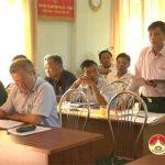 Hội CCB Huyện Đô Lương Sơ kết công tác hội 6 tháng đầu năm 2019