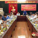 Ủy ban kiểm tra Tỉnh ủy Nghệ An: Giao ban công tác kiểm tra, giám sát cụm số 2.