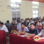 MTTQ huyện Đô Lương: Sơ kết công tác mặt trận 6 tháng đầu năm 2019.