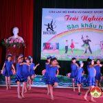 Câu lạc bộ khiêu vũ Dance Sport Thanh Hoài tổ chức đêm diễn trải nghiệm