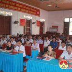 HĐND Thị Trấn tổ chức kì họp thứ 11 khóa 6 nhiệm kì 2016 – 2021