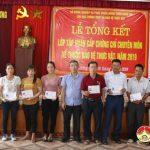 Đô Lương tổ chức lớp tập huấn sử dụng thuốc Bảo vệ thực vật