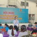 Liên đoàn lao động Đô Lương:  Tuyên truyền, đối thoại chính sách pháp luật về BHXH, BHYT, BHTN cho công nhân lao động