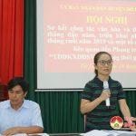 UBND huyện triển khai nhiệm vụ văn hóa, thông tin 6 tháng cuối năm 2019