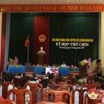 Đô Lương khai mạc kỳ họp HĐND huyện thứ 9 khoá XIX
