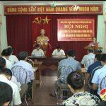Ban chấp hành Đảng bộ cơ quan khối dân: Hội nghị sơ kết công tác xây dựng Đảng 6 tháng đầu năm, triển khai nhiệm vụ 6 tháng cuối năm