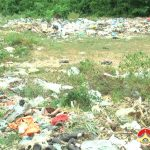Chợ nông thôn – nỗi lo về rác thải