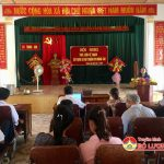 Đảng bộ xã Trung Sơn: Thảo luận kế hoạch xây dựng nông thôn mới nâng cao
