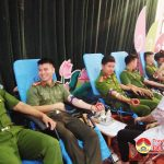 Đô Lương: Hơn 500 người tham gia hiến máu tình nguyện