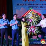 Liên đoàn lao động huyện Đô Lương: Tọa đàm kỉ niệm 90 năm thành lập Công đoàn Việt Nam 28/7/1929 – 28/7/2019.