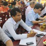 UB kiểm tra huyện uỷ tổ chức hội nghị giao ban công tác kiểm tra giám sát.