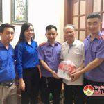 Đoàn thanh niên Đô Lương trao 45 suất quà cho thương binh, thân nhân                                                 gia đình Liệt sỹ