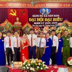 Đại hội Đảng bộ xã Tân Sơn- Đô Lương nhiệm kỳ 2020- 2025