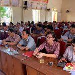 Đại biểu HĐND huyện tiếp xúc cử tri xã Hiến Sơn
