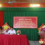 Đại biểu HĐND huyện tiếp xúc cử tri xã Bồi Sơn