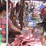 Đô Lươnggiá thịt lợn tăng cao người dân chuyển sang tiêu dùng thực phẩm khác
