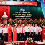 Đảng bộ xã Thượng Sơn tổ chức Đại hội đại biểu nhiệm kì – 2020 – 2025.