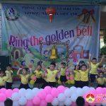 Trường mầm non Việt Anh tổ chức thi rung chuôngvàng tiếng Anh