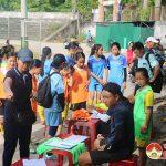 Liên đoàn bóng đá Việt Nam tìm kiếm và tuyển chọn vận động viên bóng đá nữ.