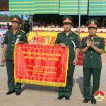 Trung đoàn 1- Sư đoàn 324 kỷ niệm 70 năm ngày thành lập