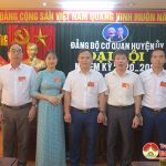 Đảng bộ cơ quan Huyện ủy Đô Lương Đại hội nhiệm kỳ 2020 – 2025