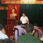 BCH Huyện ủy tổ chức quy trình giới thiệu nhân sự bầu bổ sung Phó bí thư Huyện ủy, Chủ tịch UBND huyện