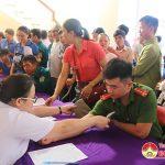 Đô Lương 1200 người tham gia hiến 520 đơn vị máu.