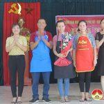 Xã Lạc Sơn: Tổ chức Hội thi thực phẩm sạch, nấu ăn ngon, gia đình hạnh phúc