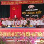 Đại hội Đảng bộ xã Bài Sơn nhiệm kỳ 2020 – 2025