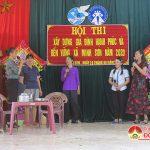 Minh Sơn: Hội thi xây dựng gia đình hạnh phúc và bền vững.