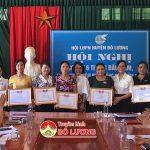 Hội Phụ nữ huyện sơ kết công tác Hội 6 tháng đầu năm 2020