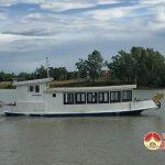BQL di tích lịch sử Đền Quả Sơn hạ thủy và vận hành sử dụng tàu du lịch trị giá trên 710 triệu đồng