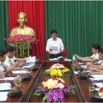 HĐND huyện tổ chức hội nghị tổng hợp ý kiến cử tri qua đợt tiếp xúc trước kỳ họp