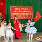 Xã Văn Sơn tổ chức hội nghị tổng kết 20 năm thực hiện phong trò toàn dân đoàn kết xây dựng đời sống văn hóa.