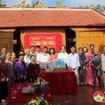 Thư viện tỉnh Nghệ An trao 400 đầu sách cho huyện Đô Lương