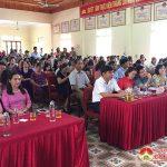 Hội phụ nữ Đô Lương: Tổ chức hội thi – Sạch từ nhà ra ngõ