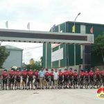 Vui khỏe với CLB đạp xe sông Lường