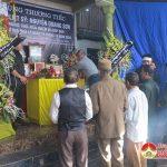 Đô Lương:  Tổ chức Lễ Viếng liệt sỹ Nguyễn Quang Sơn