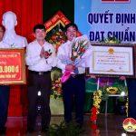Xã Thuận Sơn công nhận danh hiệu đạt chuẩn Nông thôn mới
