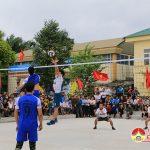 Đô Lương khai mạc giải bóng chuyền Nông dân mở rộng năm 2020