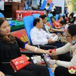 Đô Lương tổ chức hiến 500 đơn vị máu đợt 3 năm 2020