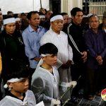 Đô Lương đón 2 liệt sỹ hi sinh tại Quảng Trị về về quê nhà