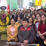 Hàng nghìn người viếng liệt sỹ Nguyễn Cảnh Trung, xã Thượng Sơn