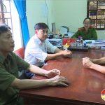 Những bông hồng của lực lượng công an các xã ở Đô Lương