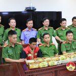 Công an Đô Lương phá thành công chuyên án 810M về ma túy