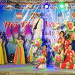 Xã Đặng Sơn Tổ chức đêm văn nghệ chào mừng Đại hội Đảng bộ Nghệ An và 90 ngày truyền thống các ban của Đảng